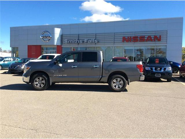 2018 Nissan Titan SV (Stk: P1946) in Smiths Falls - Image 1 of 12
