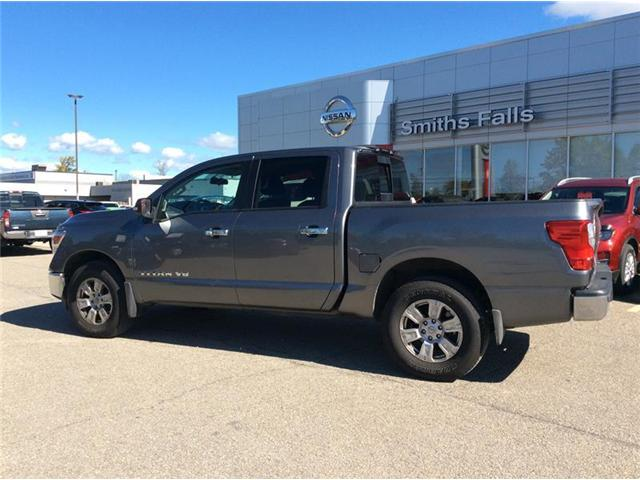 2018 Nissan Titan SV (Stk: P1946) in Smiths Falls - Image 2 of 12