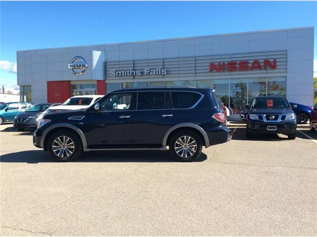 2018 Nissan Armada SL (Stk: P1953) in Smiths Falls - Image 1 of 13