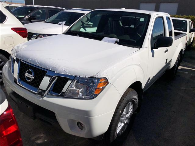 2018 Nissan Frontier SV (Stk: N18601) in Oakville - Image 1 of 5