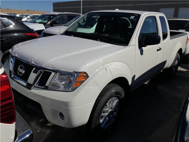 2018 Nissan Frontier SV (Stk: N18743) in Oakville - Image 1 of 5