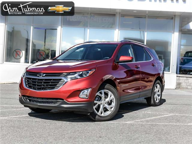2019 Chevrolet Equinox LT (Stk: 190105) in Ottawa - Image 1 of 21