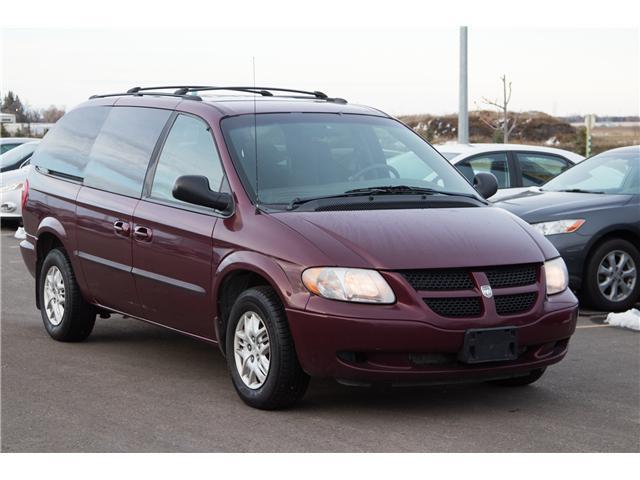 2002 Dodge Grand Caravan Sport (Stk: P293) in Brandon - Image 2 of 10