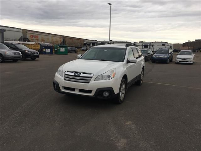2013 Subaru Outback  (Stk: 142553) in Lethbridge - Image 1 of 5