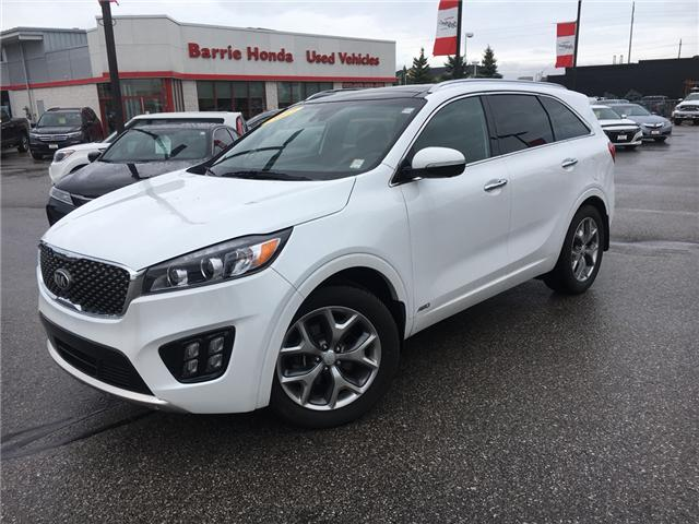 2017 Kia Sorento  (Stk: L00042) in Barrie - Image 1 of 23