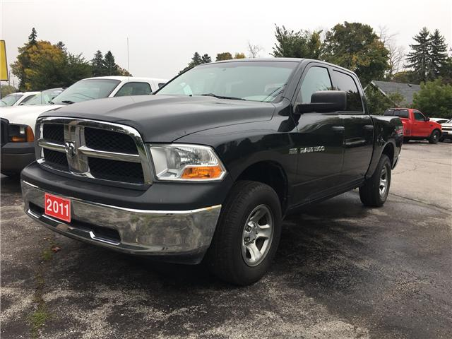 2011 Dodge Ram 1500 ST (Stk: ) in Cobourg - Image 2 of 9