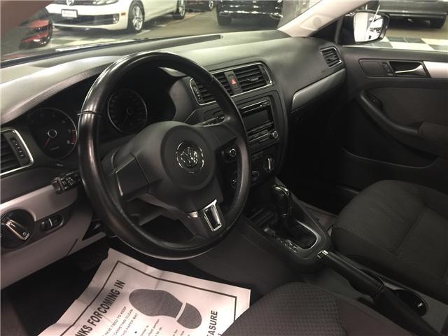 2013 Volkswagen Jetta 2.5L Comfortline (Stk: ) in Toronto - Image 9 of 18