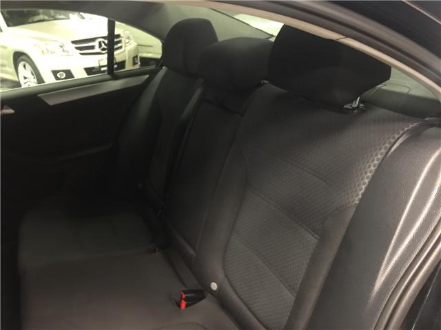 2013 Volkswagen Jetta 2.5L Comfortline (Stk: ) in Toronto - Image 12 of 18