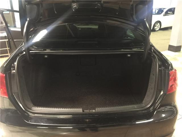 2013 Volkswagen Jetta 2.5L Comfortline (Stk: ) in Toronto - Image 13 of 18