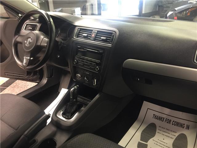 2013 Volkswagen Jetta 2.5L Comfortline (Stk: ) in Toronto - Image 14 of 18
