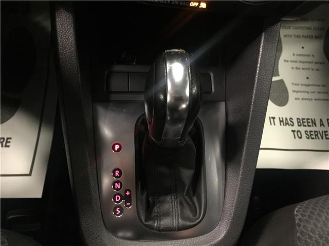 2013 Volkswagen Jetta 2.5L Comfortline (Stk: ) in Toronto - Image 15 of 18
