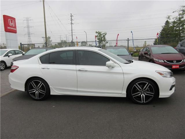 2017 Honda Accord Touring (Stk: VA3214) in Ottawa - Image 2 of 12