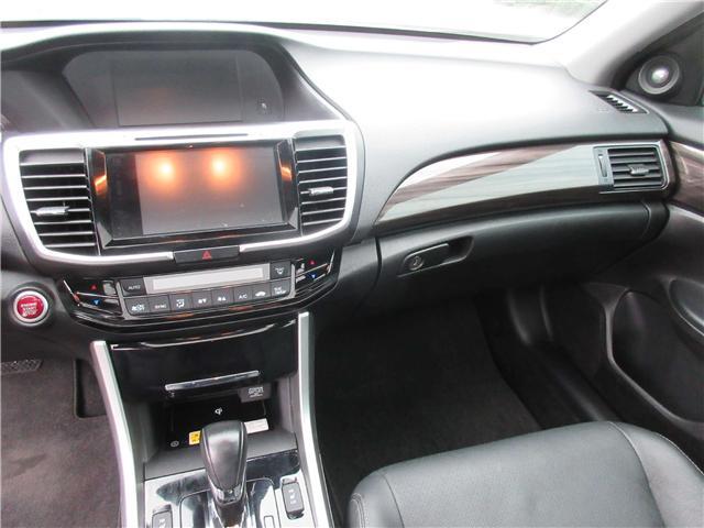2017 Honda Accord Touring (Stk: VA3214) in Ottawa - Image 10 of 12