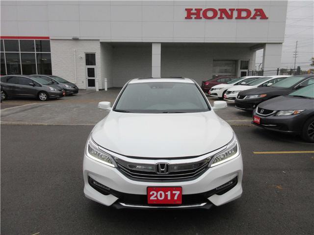 2017 Honda Accord Touring (Stk: VA3214) in Ottawa - Image 3 of 12