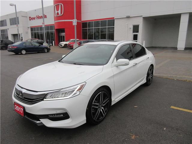 2017 Honda Accord Touring (Stk: VA3214) in Ottawa - Image 1 of 12