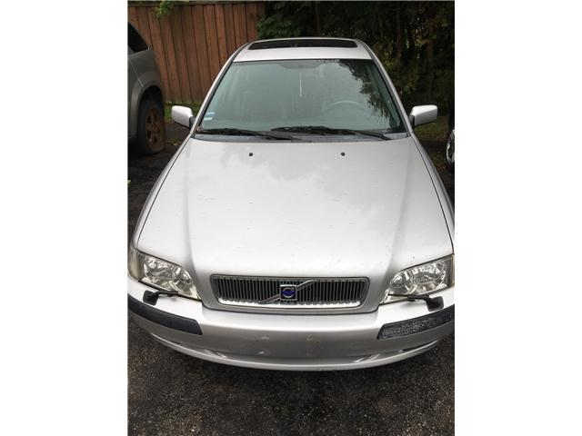 2002 Volvo S40 A (Stk: -) in Cobourg - Image 1 of 8