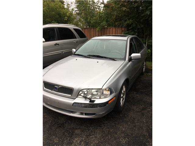 2002 Volvo S40 A (Stk: -) in Cobourg - Image 2 of 8