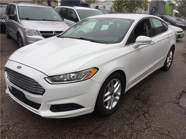 2015 Ford Fusion SE (Stk: C3367ax) in North York - Image 1 of 6