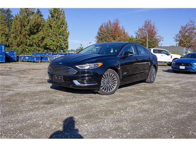 2018 Ford Fusion Energi SE Luxury (Stk: 8FU0202) in Surrey - Image 3 of 26