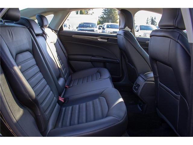 2018 Ford Fusion Energi SE Luxury (Stk: 8FU0202) in Surrey - Image 17 of 26