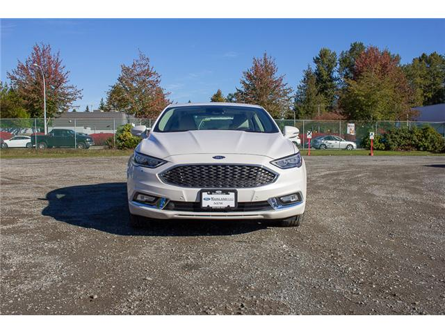 2018 Ford Fusion Energi Platinum (Stk: 8FU4034) in Surrey - Image 2 of 28