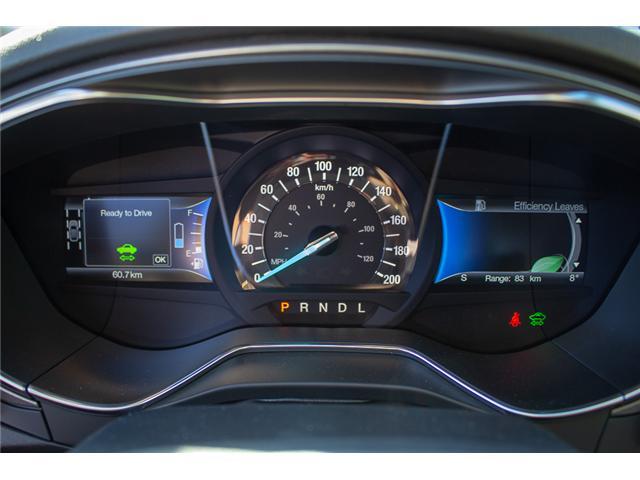 2018 Ford Fusion Energi SE Luxury (Stk: 8FU0202) in Surrey - Image 22 of 26