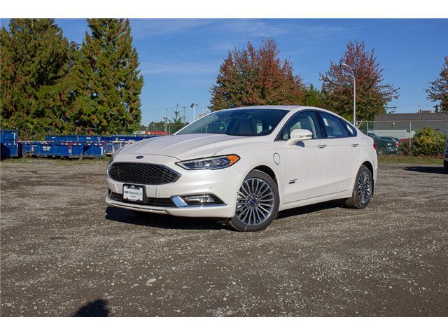 2018 Ford Fusion Energi Platinum (Stk: 8FU4034) in Surrey - Image 3 of 28