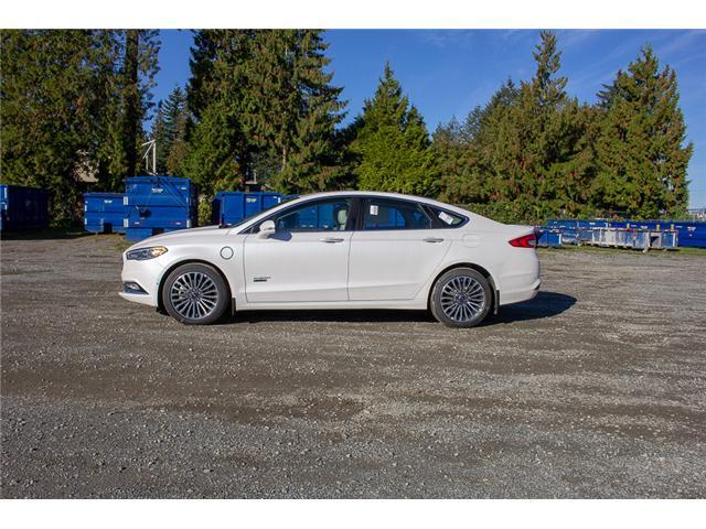 2018 Ford Fusion Energi Platinum (Stk: 8FU4034) in Surrey - Image 4 of 28