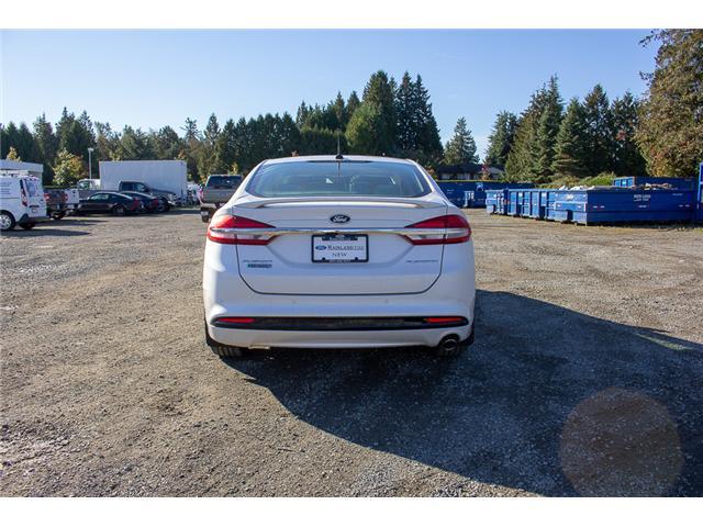 2018 Ford Fusion Energi Platinum (Stk: 8FU4034) in Surrey - Image 6 of 28