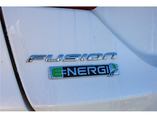 2018 Ford Fusion Energi Platinum (Stk: 8FU4034) in Surrey - Image 10 of 28