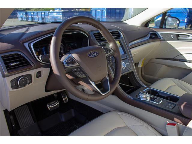 2018 Ford Fusion Energi Platinum (Stk: 8FU4034) in Surrey - Image 11 of 28