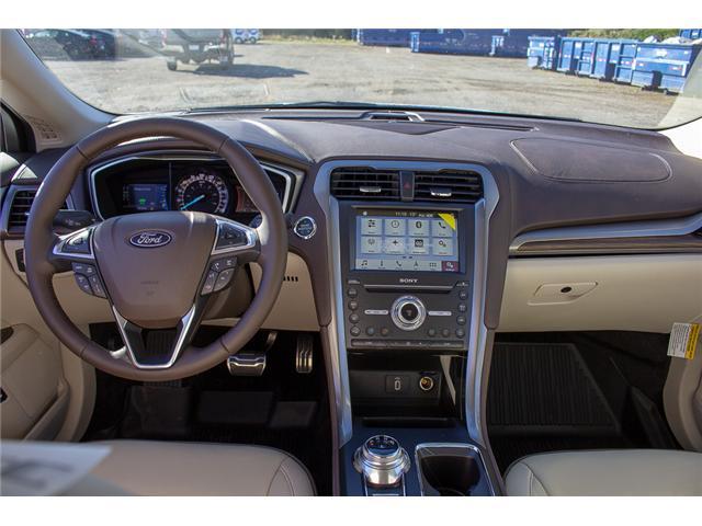 2018 Ford Fusion Energi Platinum (Stk: 8FU4034) in Surrey - Image 16 of 28