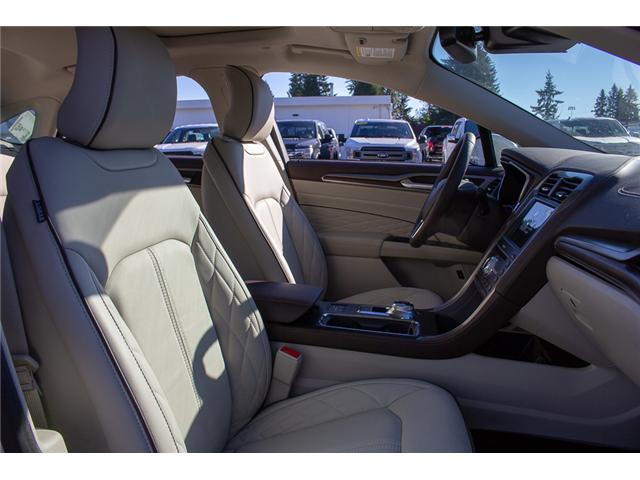 2018 Ford Fusion Energi Platinum (Stk: 8FU4034) in Surrey - Image 18 of 28