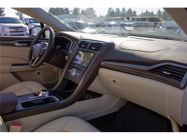 2018 Ford Fusion Energi Platinum (Stk: 8FU4034) in Surrey - Image 19 of 28