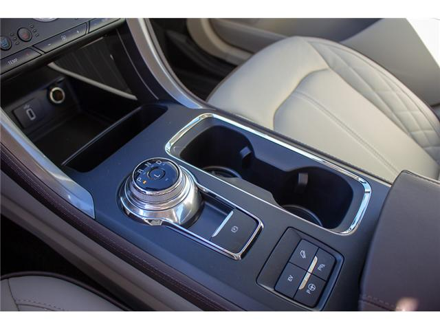 2018 Ford Fusion Energi Platinum (Stk: 8FU4034) in Surrey - Image 20 of 28