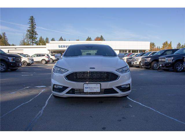 2018 Ford Fusion V6 Sport (Stk: 8FU4110) in Surrey - Image 2 of 29