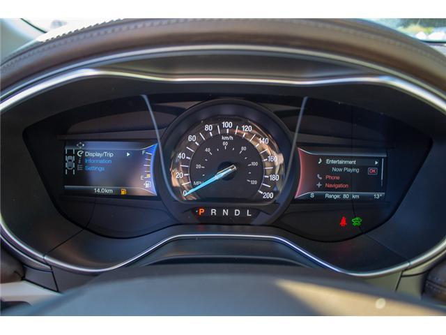 2018 Ford Fusion Energi Platinum (Stk: 8FU4034) in Surrey - Image 23 of 28