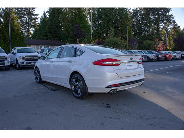 2018 Ford Fusion V6 Sport (Stk: 8FU4110) in Surrey - Image 5 of 29