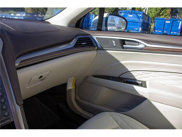 2018 Ford Fusion Energi Platinum (Stk: 8FU4034) in Surrey - Image 26 of 28