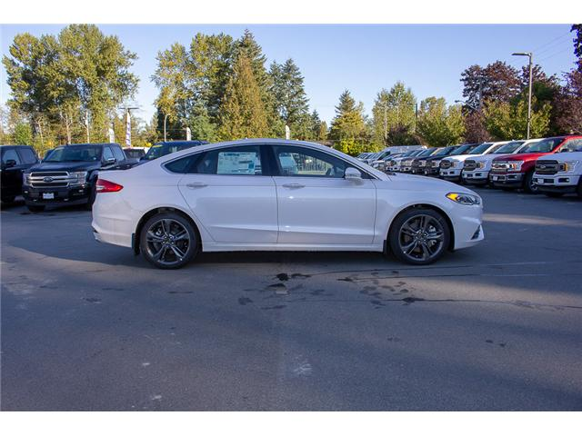 2018 Ford Fusion V6 Sport (Stk: 8FU4110) in Surrey - Image 8 of 29