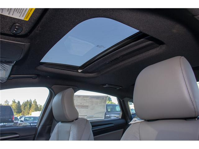2018 Ford Fusion V6 Sport (Stk: 8FU4110) in Surrey - Image 12 of 29