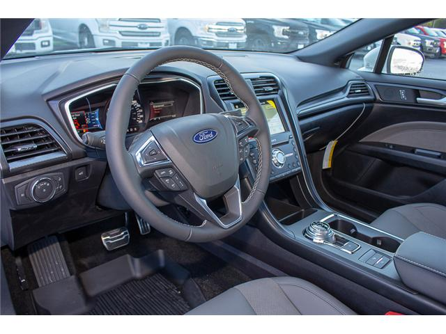 2018 Ford Fusion V6 Sport (Stk: 8FU4110) in Surrey - Image 14 of 29