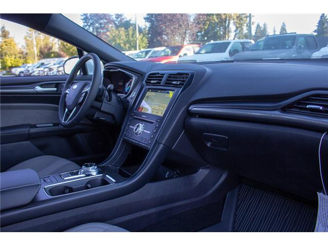 2018 Ford Fusion V6 Sport (Stk: 8FU4110) in Surrey - Image 21 of 29