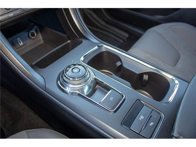 2018 Ford Fusion V6 Sport (Stk: 8FU4110) in Surrey - Image 22 of 29
