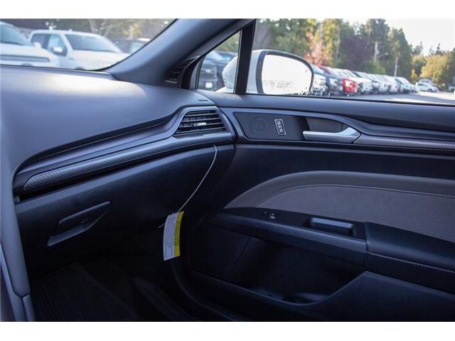 2018 Ford Fusion V6 Sport (Stk: 8FU4110) in Surrey - Image 28 of 29