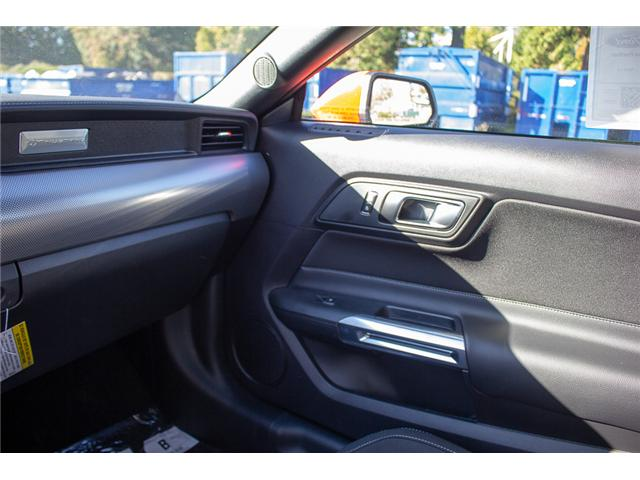 2019 Ford Mustang  (Stk: 9MU3900) in Surrey - Image 21 of 23