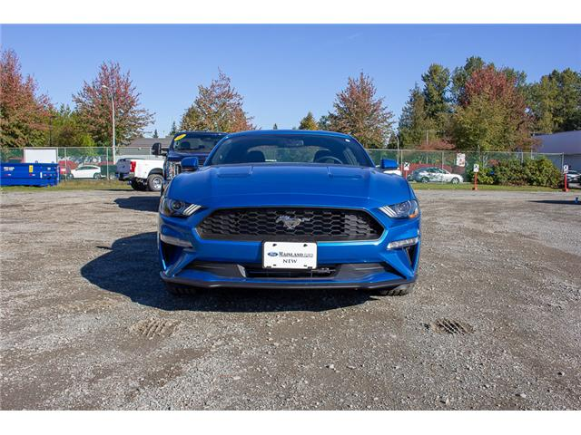 2019 Ford Mustang EcoBoost (Stk: 9MU3901) in Surrey - Image 2 of 23