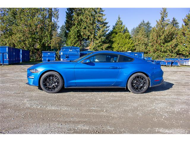 2019 Ford Mustang EcoBoost (Stk: 9MU3901) in Surrey - Image 4 of 23