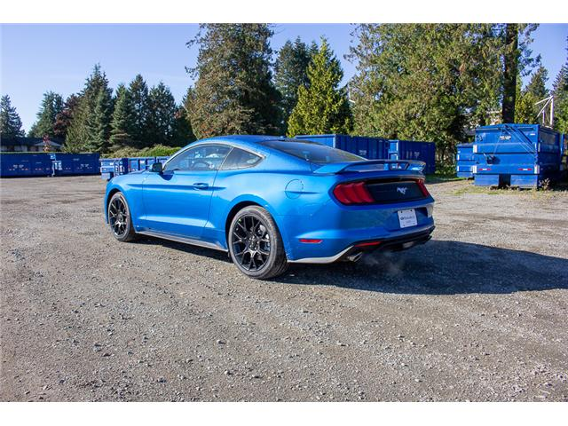 2019 Ford Mustang EcoBoost (Stk: 9MU3901) in Surrey - Image 5 of 23