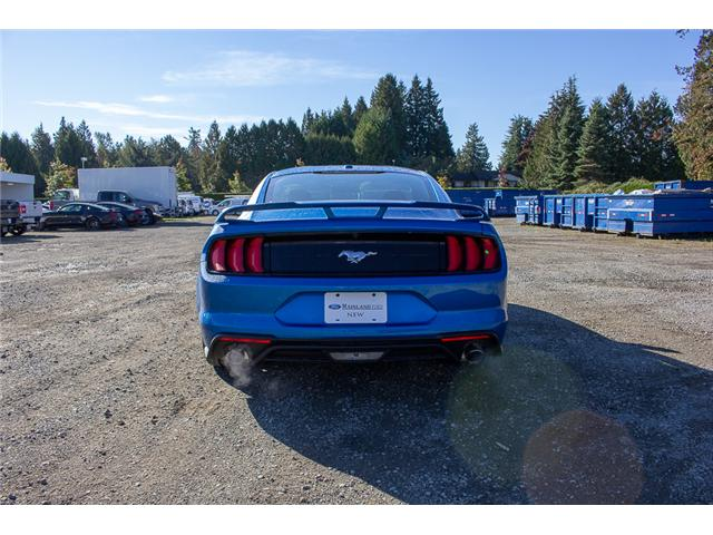 2019 Ford Mustang EcoBoost (Stk: 9MU3901) in Surrey - Image 6 of 23